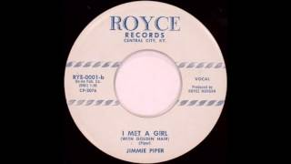 Jimmie Piper - I Met A Girl (With Golden Hair)