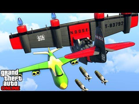 GTA 5: Online - Crazy Smuggler's Run...