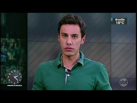 Bloco de esportes : SBT Notícias 19.12.2017