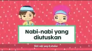 lagu anak islami nama nama nabi
