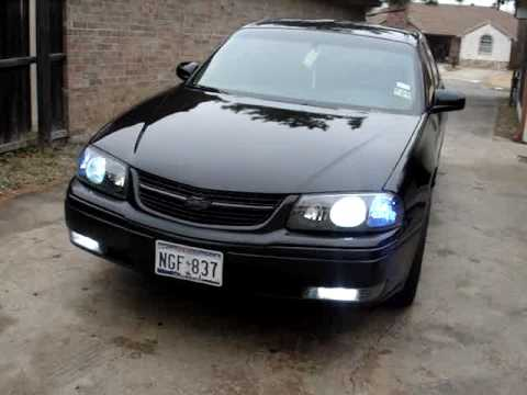 Blacked Out 2000 Chevy Impala Youtube