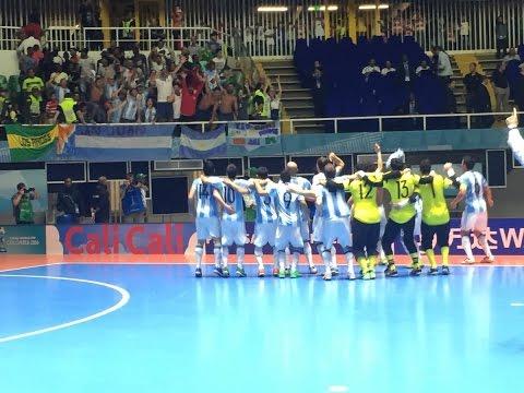 La emocionante motivación que recibieron los jugadores argentinos