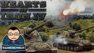 ÇELİK PAKTI İSPANYA - Hearts Of İron IV Türkçe Seri - Bölüm 1 [Samed Güngör Live]