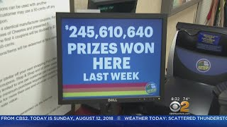 Jackpot Winning Powerball Ticket Sold On Staten Island