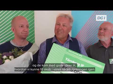 Årets Forening 2019 i DGI Midt- og Vestsjælland