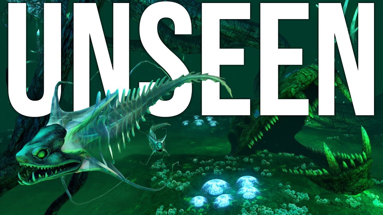 Subnautica - I went TOO DEEP for THESE SECRETS!  Ep 3