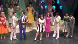 Hairspray Argentina - No puedo parar parte 1