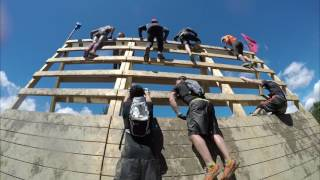 Spartan Race Super Carcassonne 2017 - Tous les obstacles