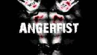 The Steel Finger - Angerfist
