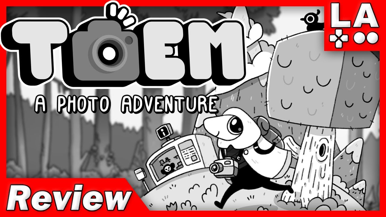 TOEM Review - (Nintendo Switch, PS5, PC) (Video Game Video Review)