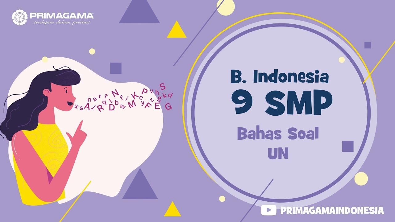Video Pembelajaran Online Pembelajaran – Bahasa Indonesia 9 SMP-…