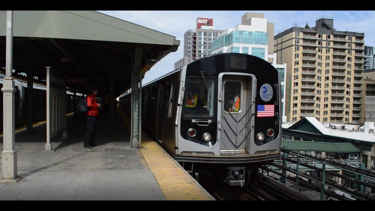 Used Cars Nyc >> ⁴ᴷ NYC Subway: R211 Open Gangway Test Train (R143 Cars) Action! - YouTube