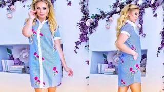 Стиль для полных женщин. 10 правил стиля и моды Plus size FASHION