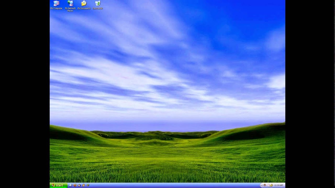 Windows XP Media Center Edition 2005 Parody (English Version)