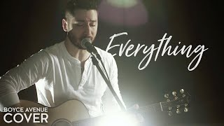 Lifehouse - Everything (Boyce Avenue acoustic cover) on Apple & Spotify