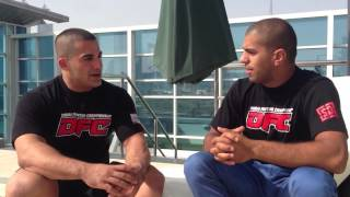 Mohamad Walid DFC 4 Post Fight