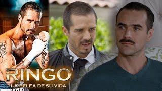 Ringo - Capítulo 35: Ringo sospecha que Diego es culpable del asalto | Televisa