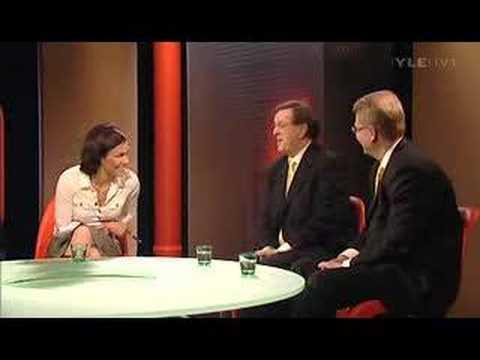 22.3.2007 A-talk: Susanne Päivärinta & Paavo... - YouTube
