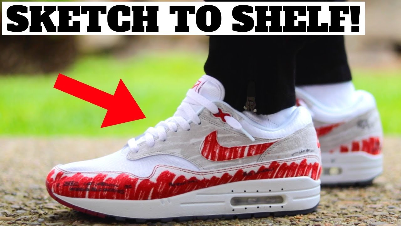 Why I Bought Nike Air Max 1 Sketch To Shelf Review Comparison