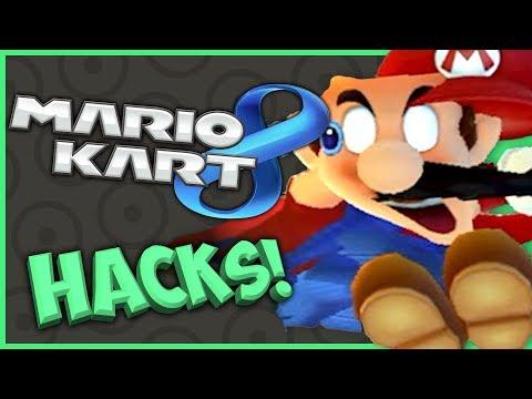 MARIO KART 8 HACKS! - Hack Attack! - Aurum