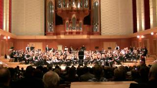 2012 Northwest High School Honor Band Concert (PLU Honor Band)