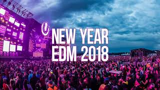 Gambar cover EDM New Year Mix 2018, Best of Popular EDM Remixes,  Ultimate New Year Party Mix 2018