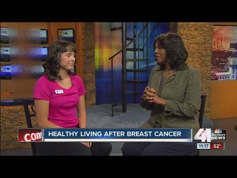 Educating people about breast cancer