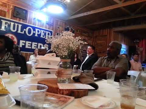 2014 Gala Speaker @ Town House Texas in Conroe, TX