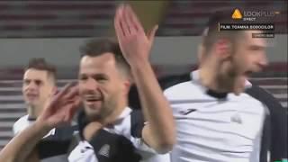 SuperGol marcat de Azdren Llullaku! Astra Giurgiu - Dinamo Bucuresti