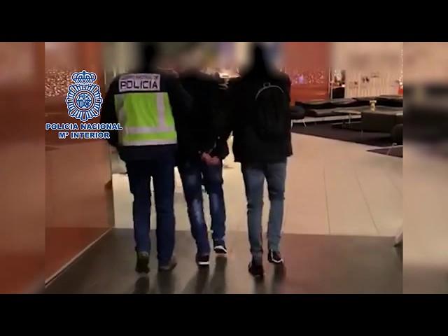 Detienen en Barcelona a dos fugitivos por asaltar un hospital y liberar al líder de una organización
