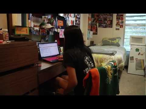 University of Miami Dorm Tour