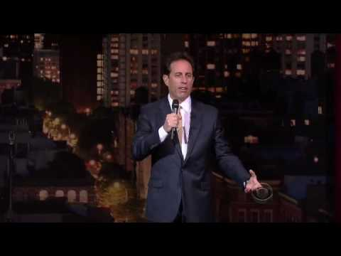 Jerry Seinfeld on David Letterman - iPhone & Blackberry ...