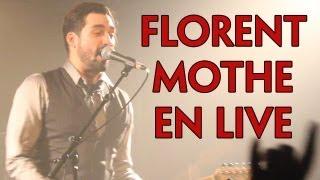 Florent Mothe - En live à LA BOULE NOIRE (LA RÉSIDENCE)