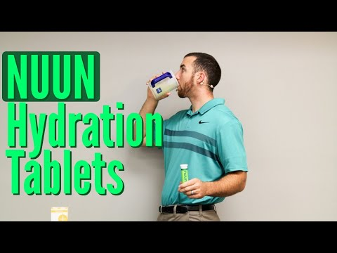 NUUN Hydration Electrolyte Tablets