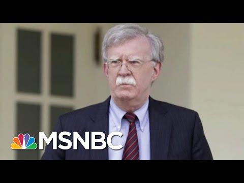 Trump Denies Explosive Bolton Claims | Morning Joe | MSNBC