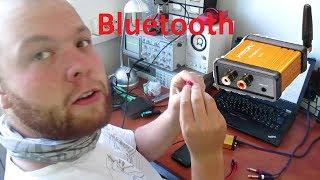 Studenti VUT - Recenze Bluetooth přijímače z číny - úprava na bezdrátový mikrofon?