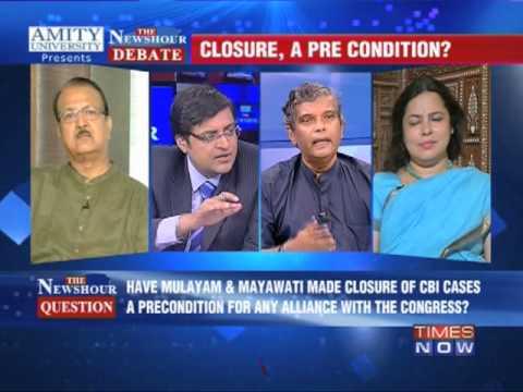 The Newshour Debate: Alliance politics via CBI? - Full Debate