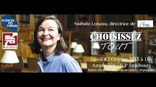 Nathalie Loiseau : Choisissez-tout !