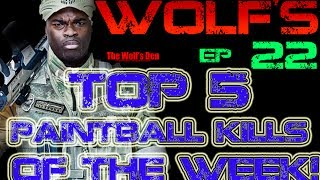 TOP 5 With EPIC SPEEDBALL STREAK!