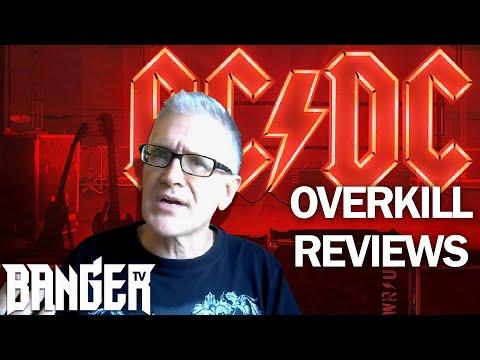 AC/DC Power Up Album Review | Overkill Reviews