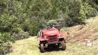 Oregon Wilderness 1941 Dodge WC6 Drive