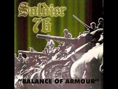 Soldier 76  - Balance of armour (1999)  FULL ALBUM