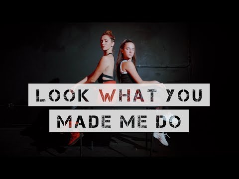 Look What You Made Me Do | Alyson Stoner & Kaycee Rice