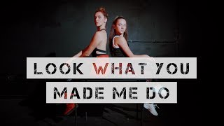 Video Look What You Made Me Do | Alyson Stoner & Kaycee Rice download MP3, 3GP, MP4, WEBM, AVI, FLV Agustus 2018
