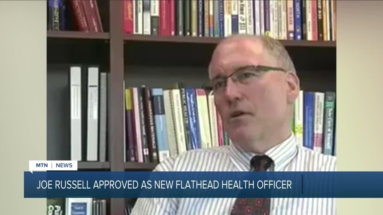 Joe Russell Returning To Head Flathead City County Health Department Youtube