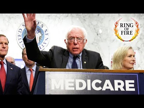 What Bernie's Medicare For All Bill Says About The Democratic Party