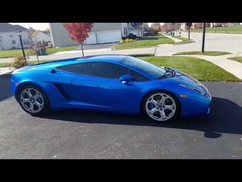 Why I Bought a 2006 Lamborghini Gallardo - Quick Review & Drive