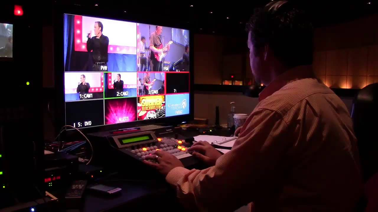Video Production Dallas At Church - Youtube