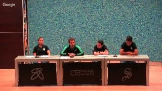 embeded bvideo Rueda de Prensa - Equipo Femenil