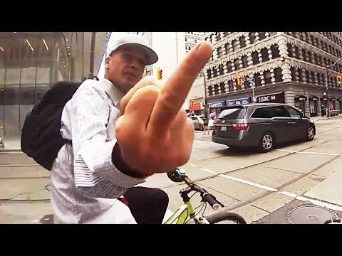 Stupid, Crazy & Angry People Vs Bikers 2018 [Ep.#350]